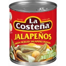 Jalapeño rondelles 199gr