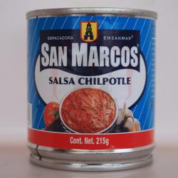 Sauce chipotle 215gr