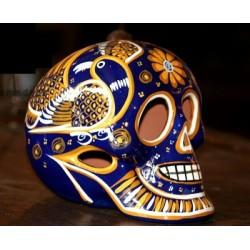 Tête de mort mexicaine