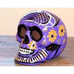 Mexican Skulls pink
