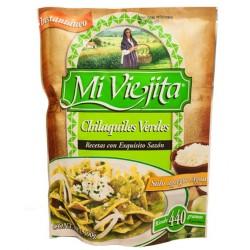 Chilaquiles verdes 440gr
