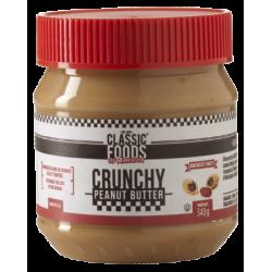 Crunchy peanut butter 340gr