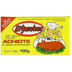 Achiote yucateco 100gr