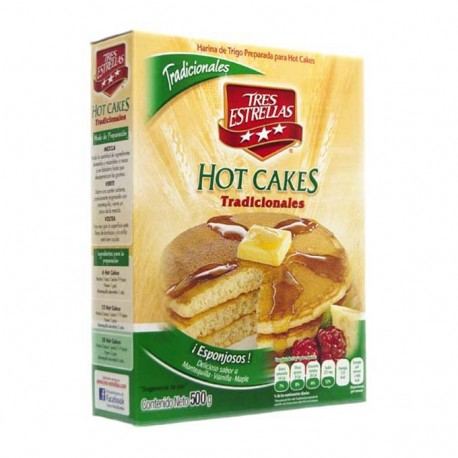 Farine pour Hot Cakes 500gr