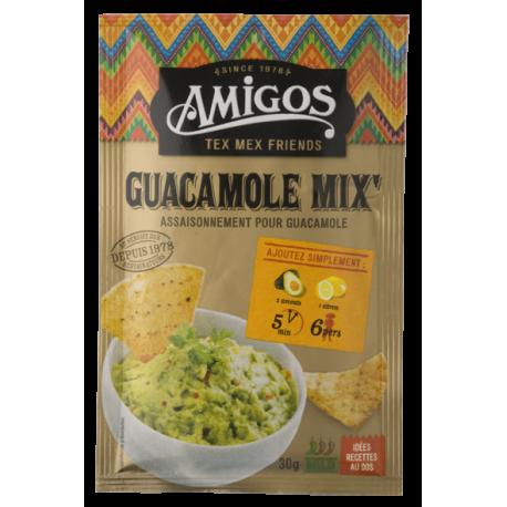 Mix Guacamole 30gr