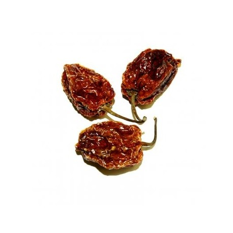 Dried Chilli habanero  100gr
