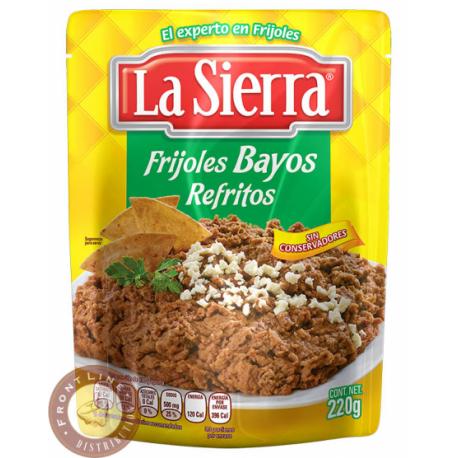 Refried beans bayo/430gr