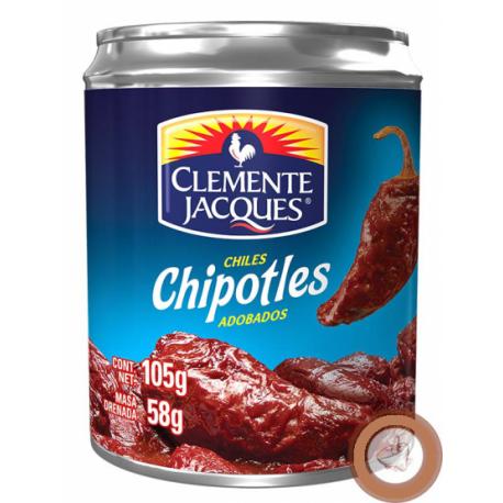Chipotles Adobados 105gr