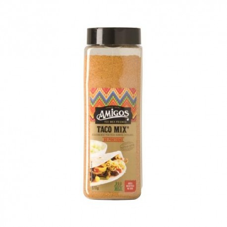 Tacos spices Mix 570gr