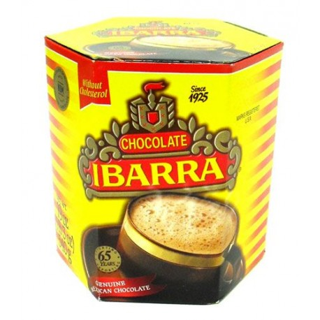 Chocolate  Ibarra 6x90gr