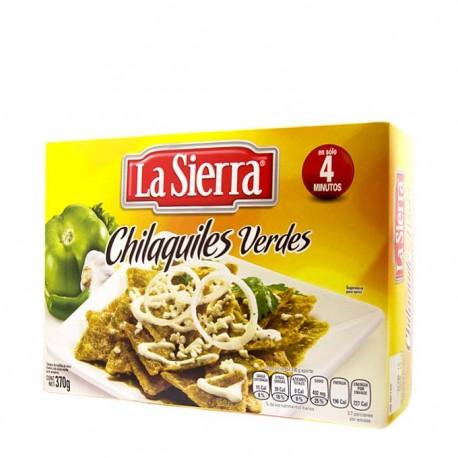 Chilaquiles verdes 370gr