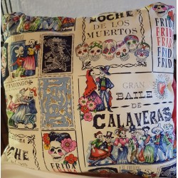 Pillow Frida 3 - 45x45cm