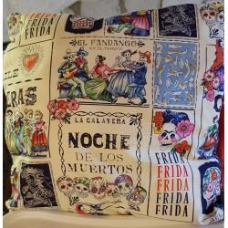 Pillow Frida 4 - 45x45cm