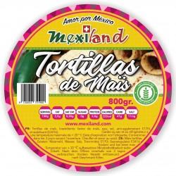 Tortillas maïs 30p - 800gr