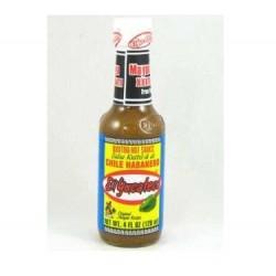 Habanero extra picante 120ml