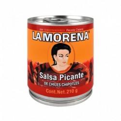 Chipotle sauce Morena 210gr