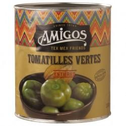 Tomates entières Amigos 2.8kg