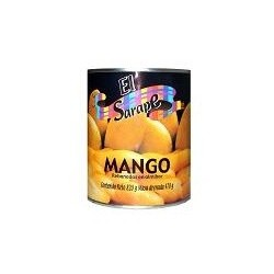 Sliced Mangos 820gr