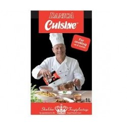 Cooking cream Cuisine 1lt