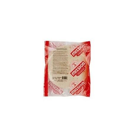Tortillas blé 20cm ambiant/18p