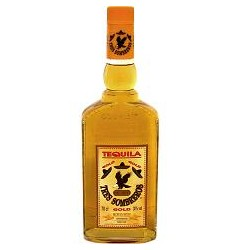 Tequila Tres Sombreros Gold 7dl