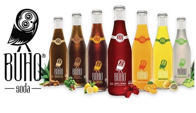 Soda mexicains