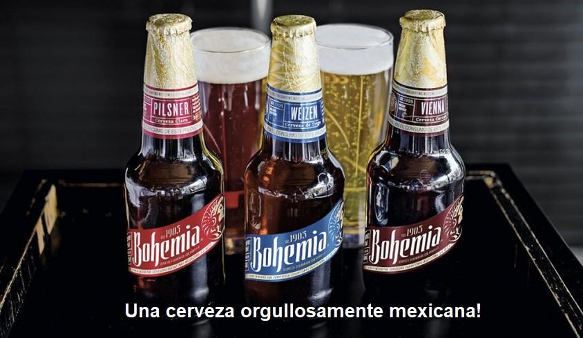 Bière Bohemia